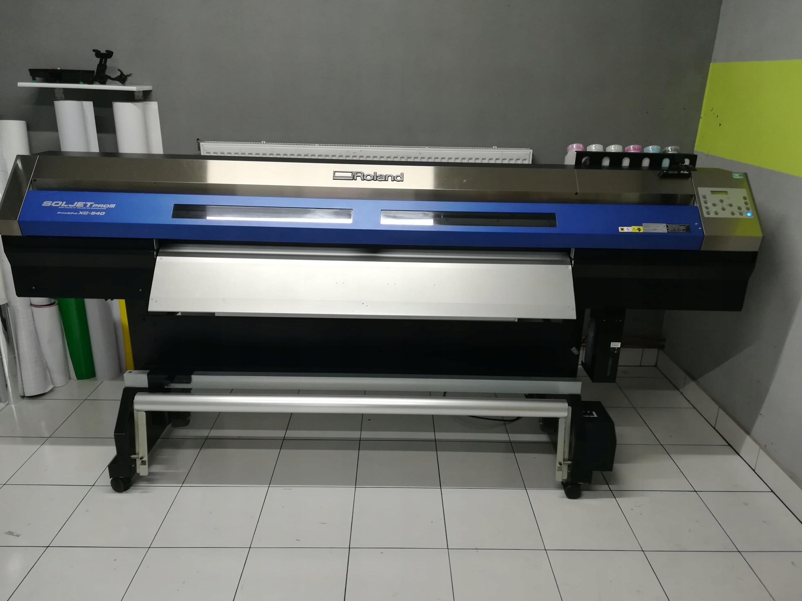 b9cf829c3dc8 Roland xc-540 ploter drukująco tnący mimaki epson - 7626162999 ...