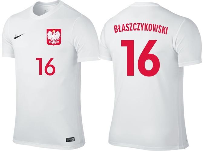 a11ef162a Koszulka Nike Robert Lewandowski 9 Polska DRI-FIT - 7211549343 ...