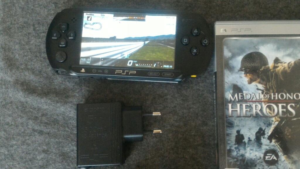 PSP + GRY