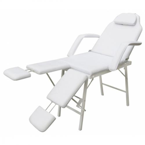 1002 Fotel Kosmetyczny Składany łóżko Kosmetyczne