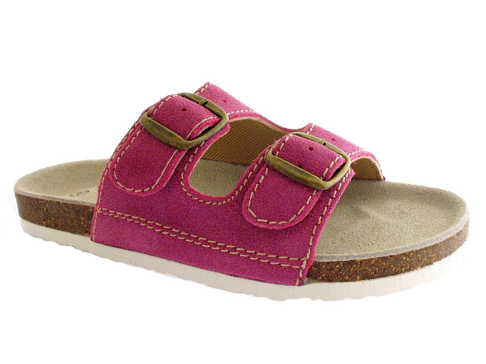 7530a506eda999 MEDYCZNE klapki DAMSKIE obuwie SKÓRZANE BIO r. 38 - 7563822054 ...