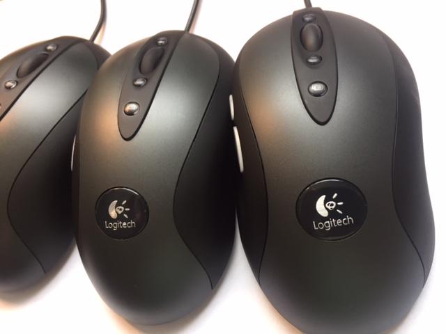 Logitech G400 mysz 3600dpi GAMMING dla gracza