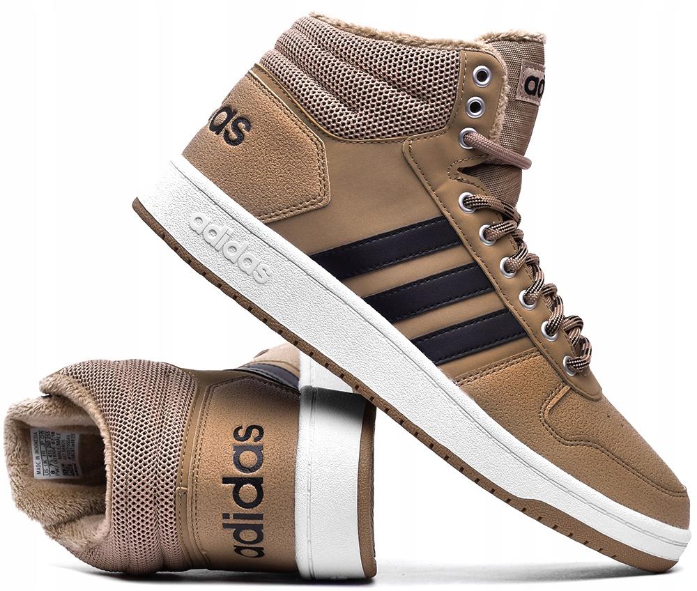 uk availability c3ae5 3ea4b Buty Męskie Adidas Hoops 2.0 Mid B44620 r.43 13