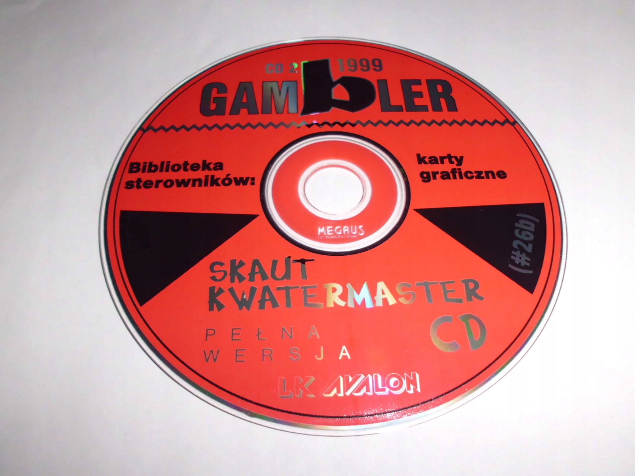 SKAUT KWATERMASTER (PC CD PL)