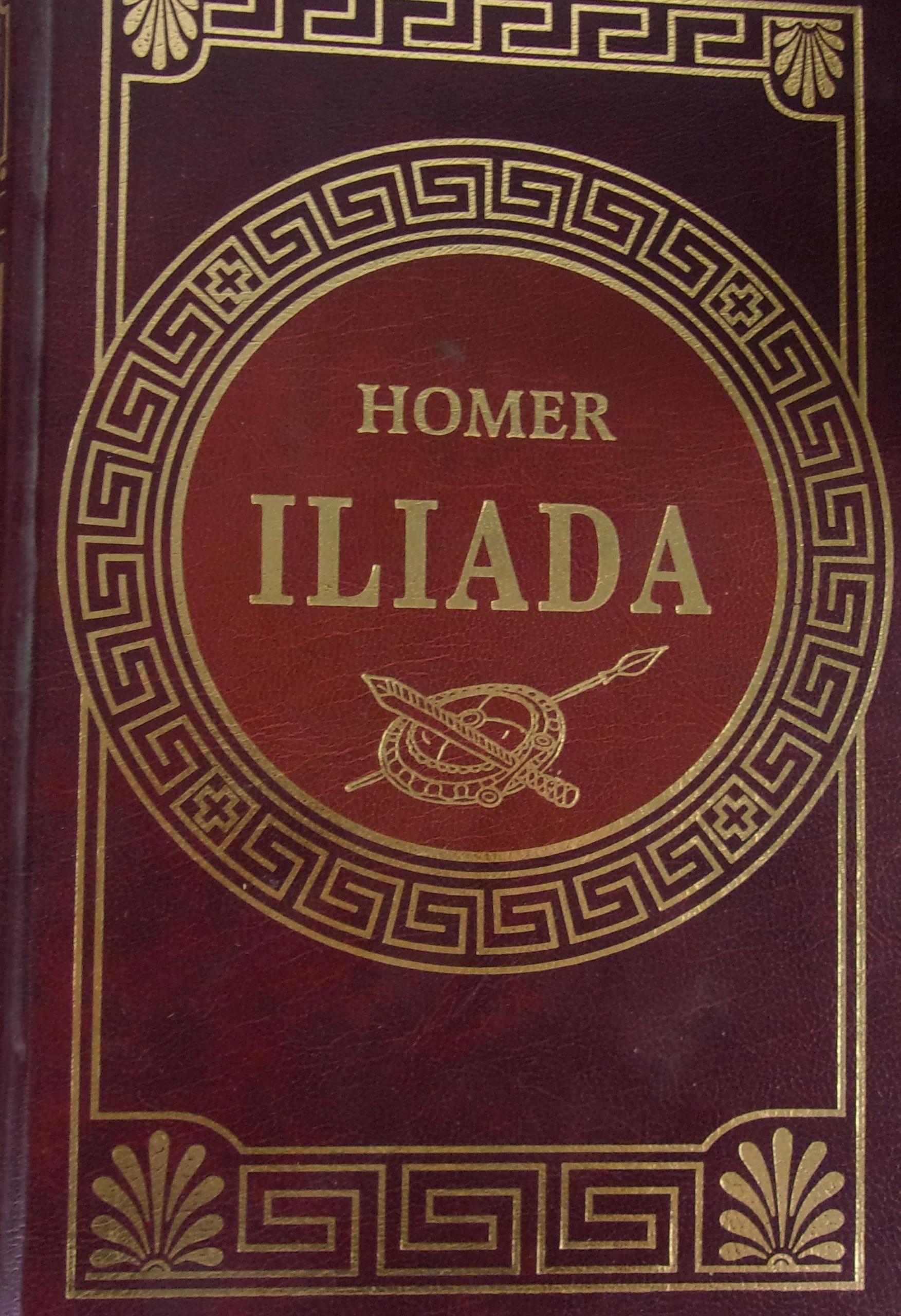 Znalezione obrazy dla zapytania Homer Iliada 2000 Szmurło