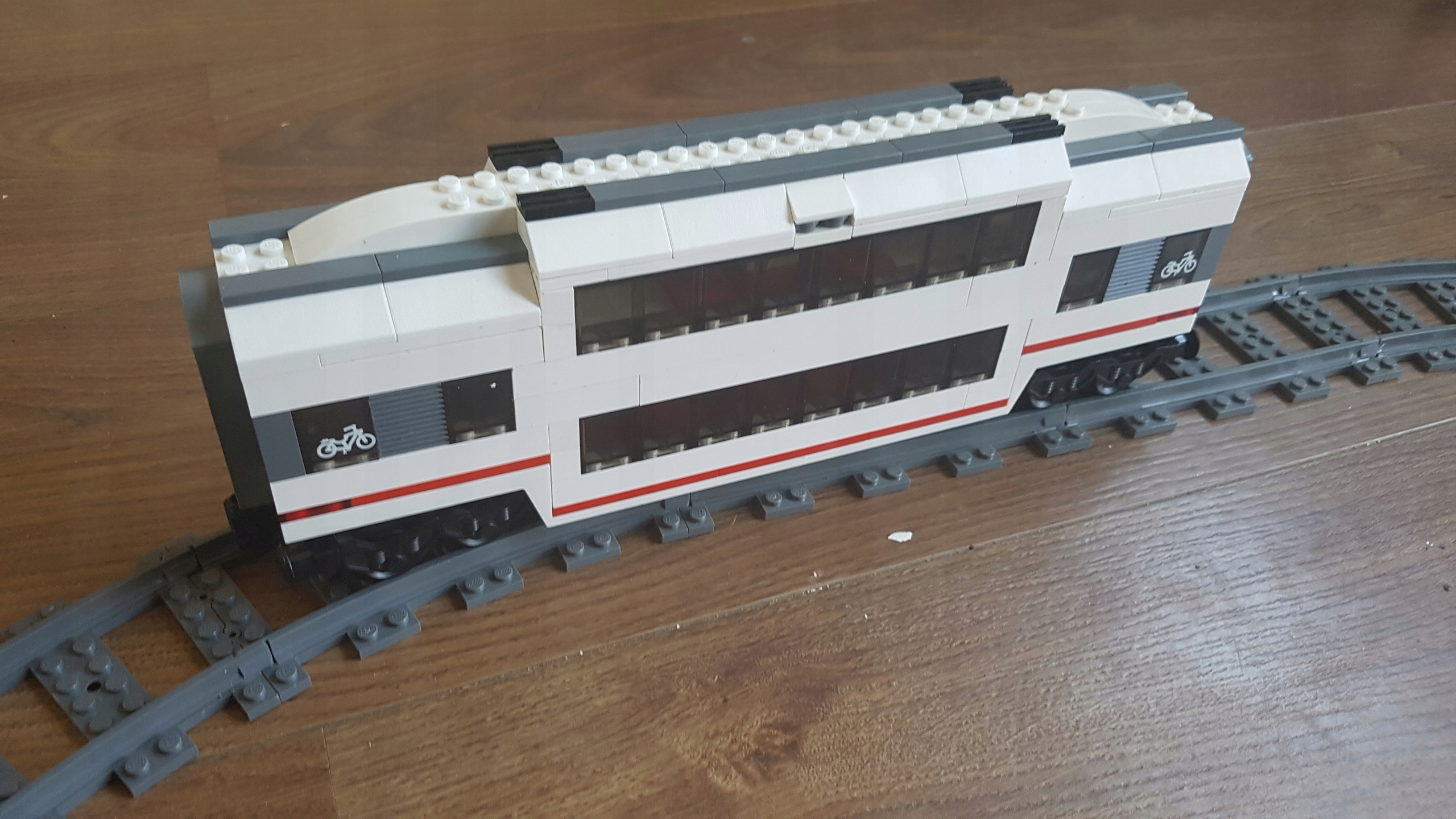 Lego City Pociag Train Wagon 60051 60052 Mix Kg 7566794916