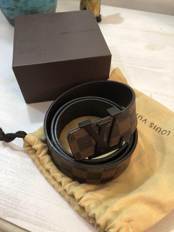 b29bc7377f552 Louis Vuitton 100% oryginalny pasek lv - 7390506813 - oficjalne ...