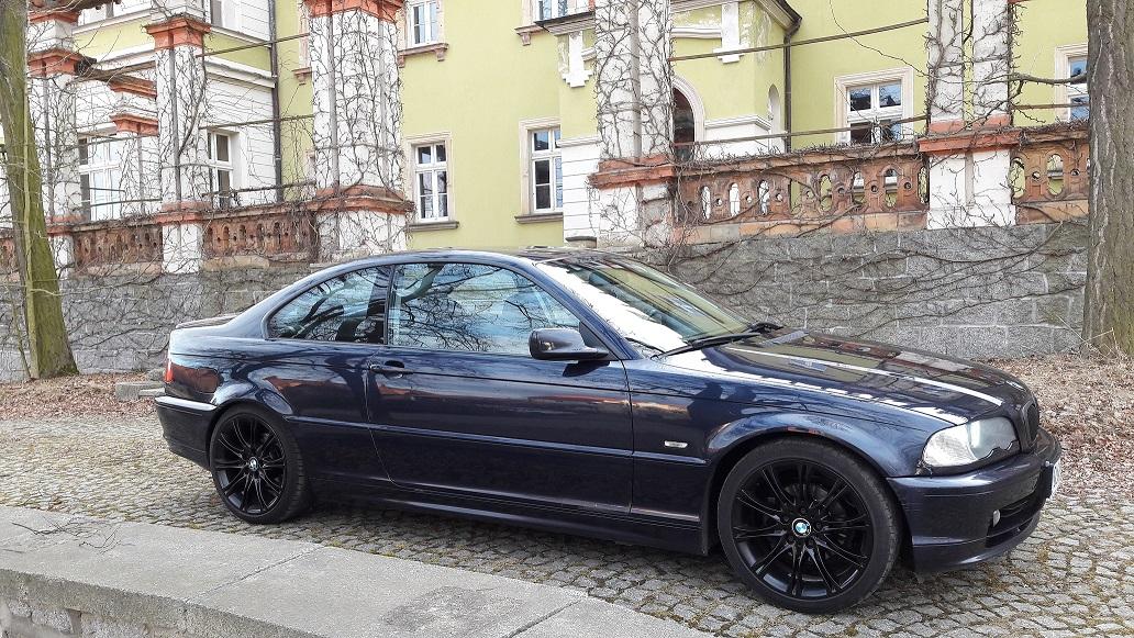 0638277df BMW e46 Coupe 1999r 320 Ci - 7233319893 - oficjalne archiwum allegro