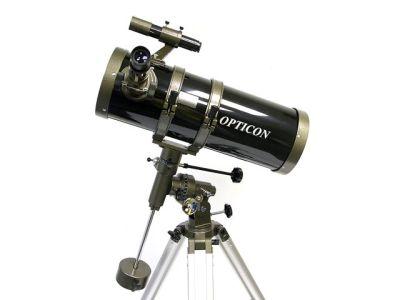Teleskop opticon 150f1400eq gwa.24m galaxy poznaŃ 7058522674