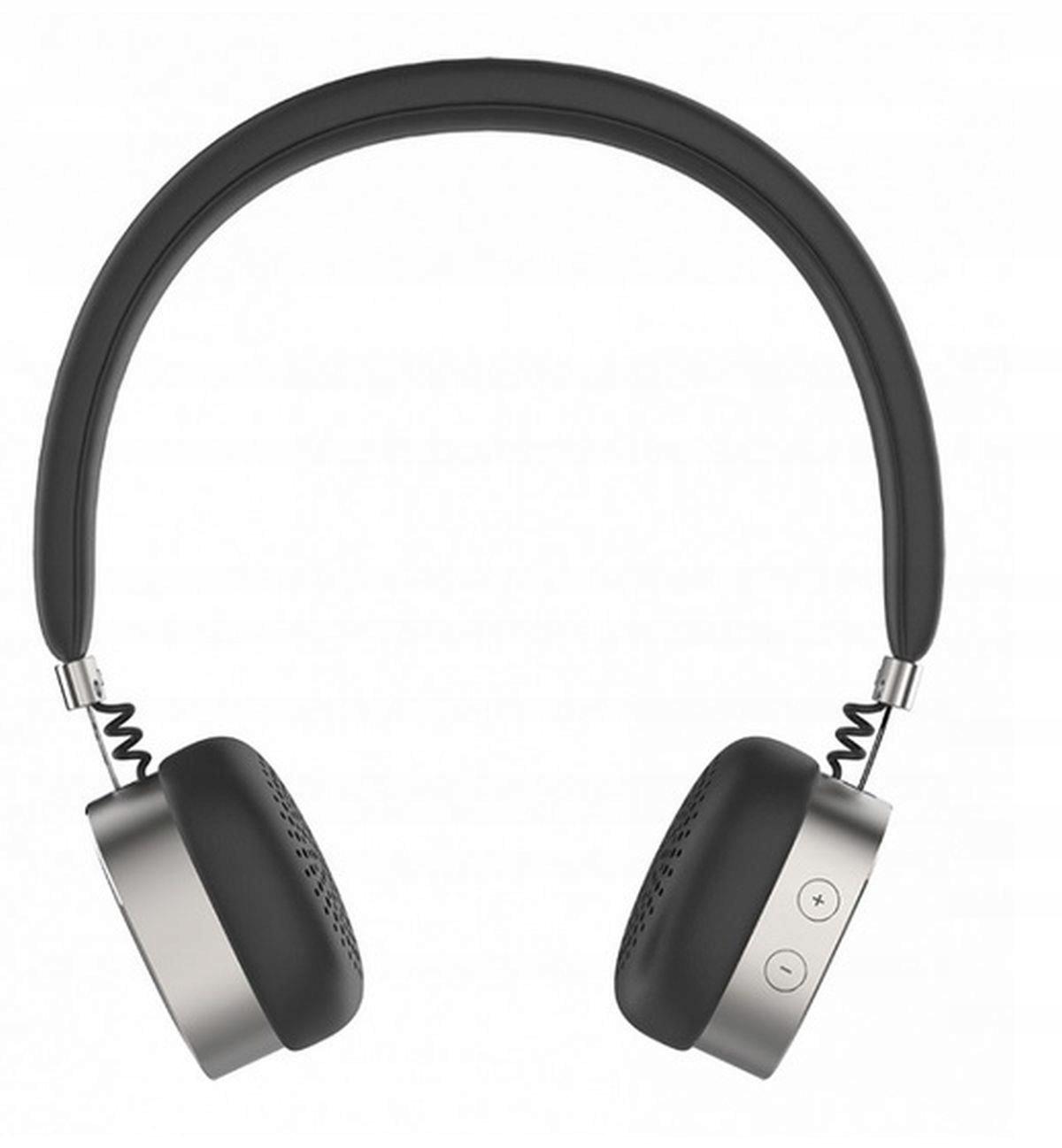 Słuchawki z mikrofonem Manta HDP9004 Bluetooth sre
