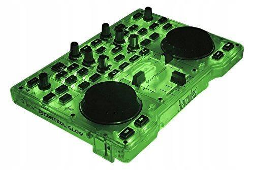 106B16 Hercules Kontroler DJ LED DJControl Glow