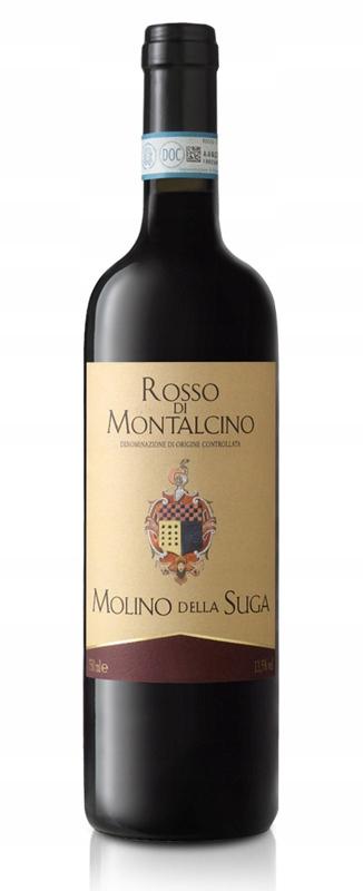 wino wytrawne ROSSO DI MONTALCINO DOCG 2016