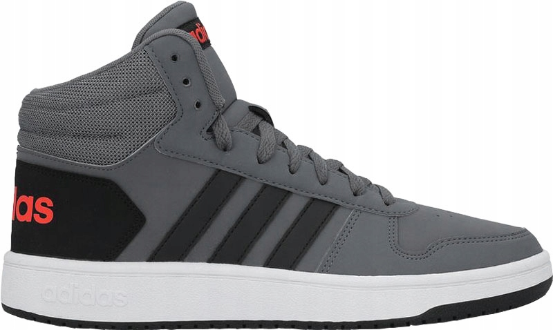 new products e04c9 f2551 ADIDAS HOOPS 2.0 MID B44670 41 13 EUR