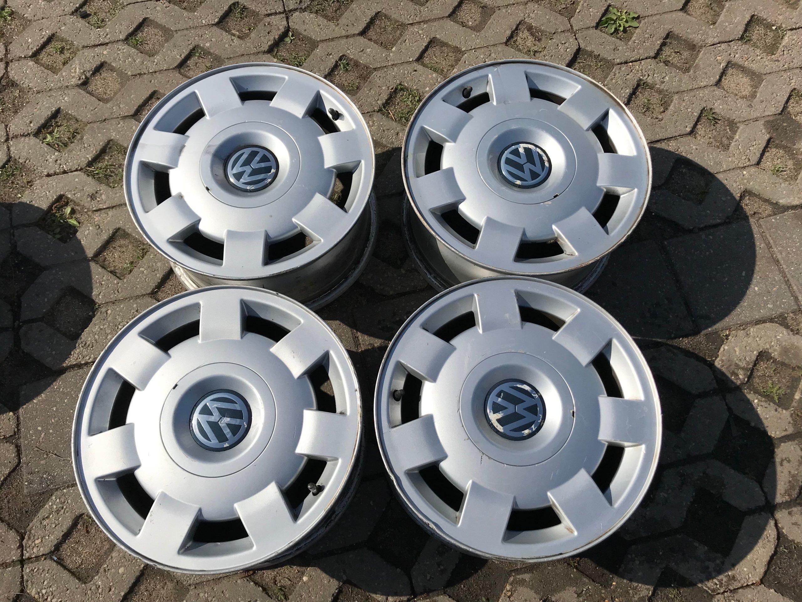 Felgi Aluminiowe Vw T4