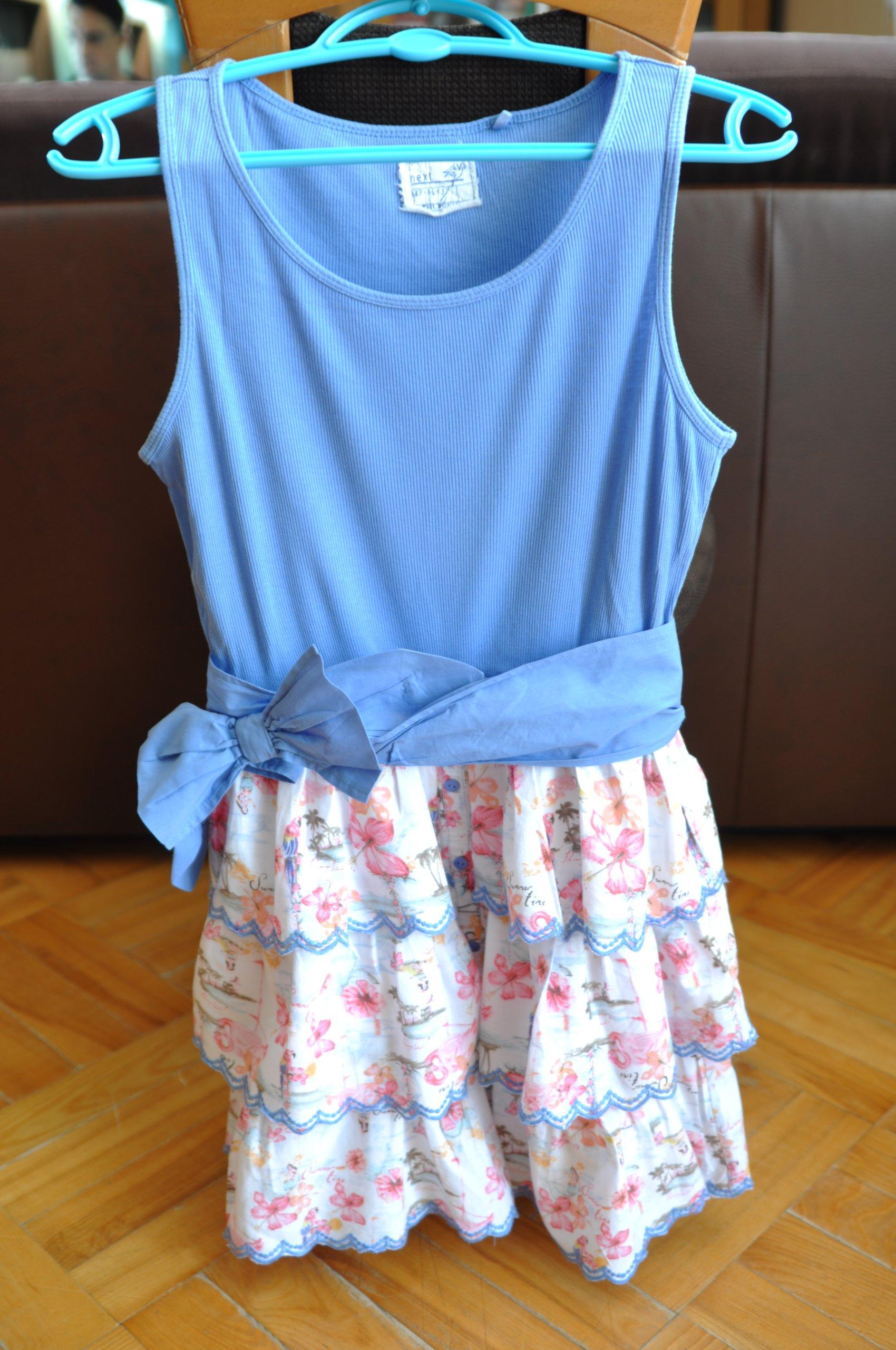 4dae95c515 NEXT - Letnia sukienka rozmiar 152 - 7204954758 - oficjalne archiwum ...