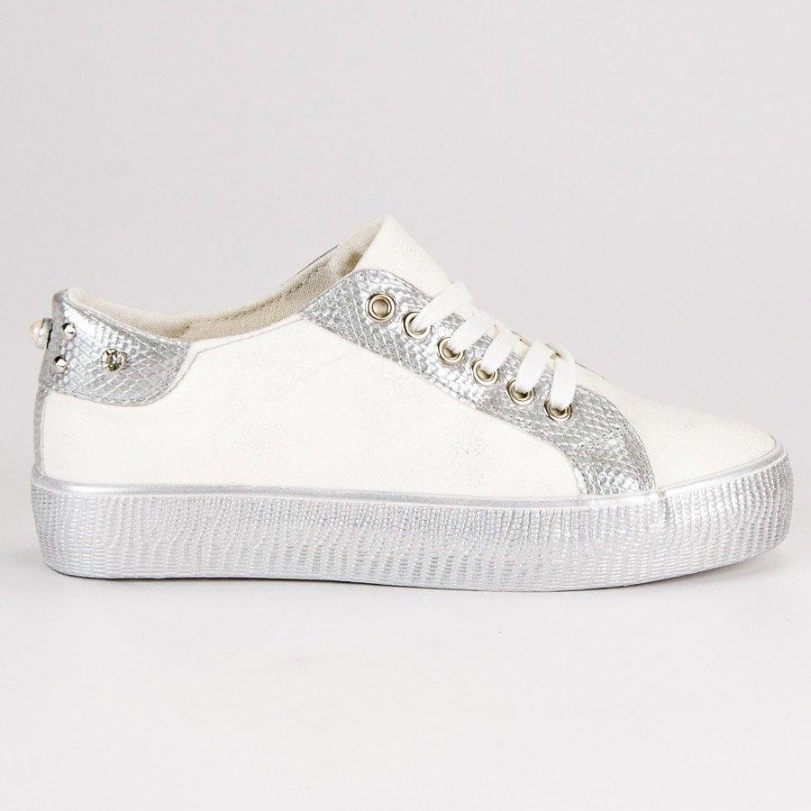 Szare Buty Damskie Trampki Sweet Shoes r.37 7601475427
