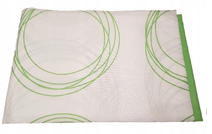 Kotara zasłona prysznicowa tekstylna materiałowa
