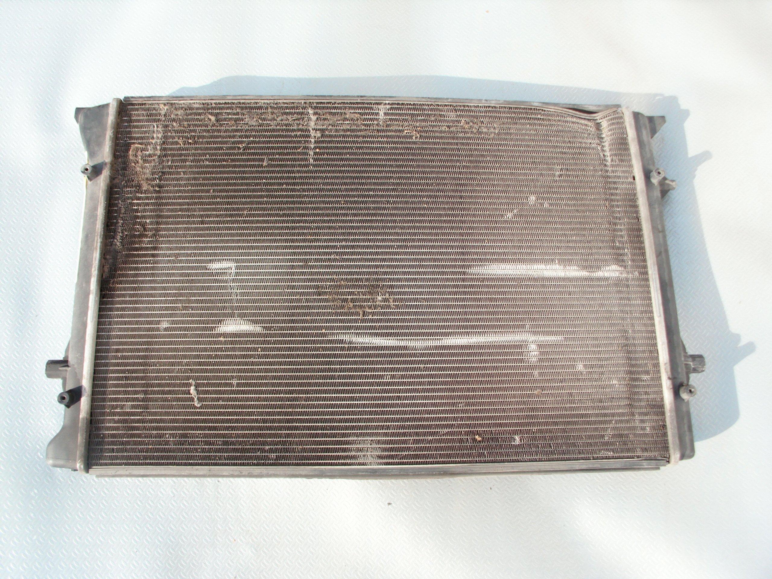 CHŁODNICA WODY 3.2 V6 AUDI VW 1K0121251K