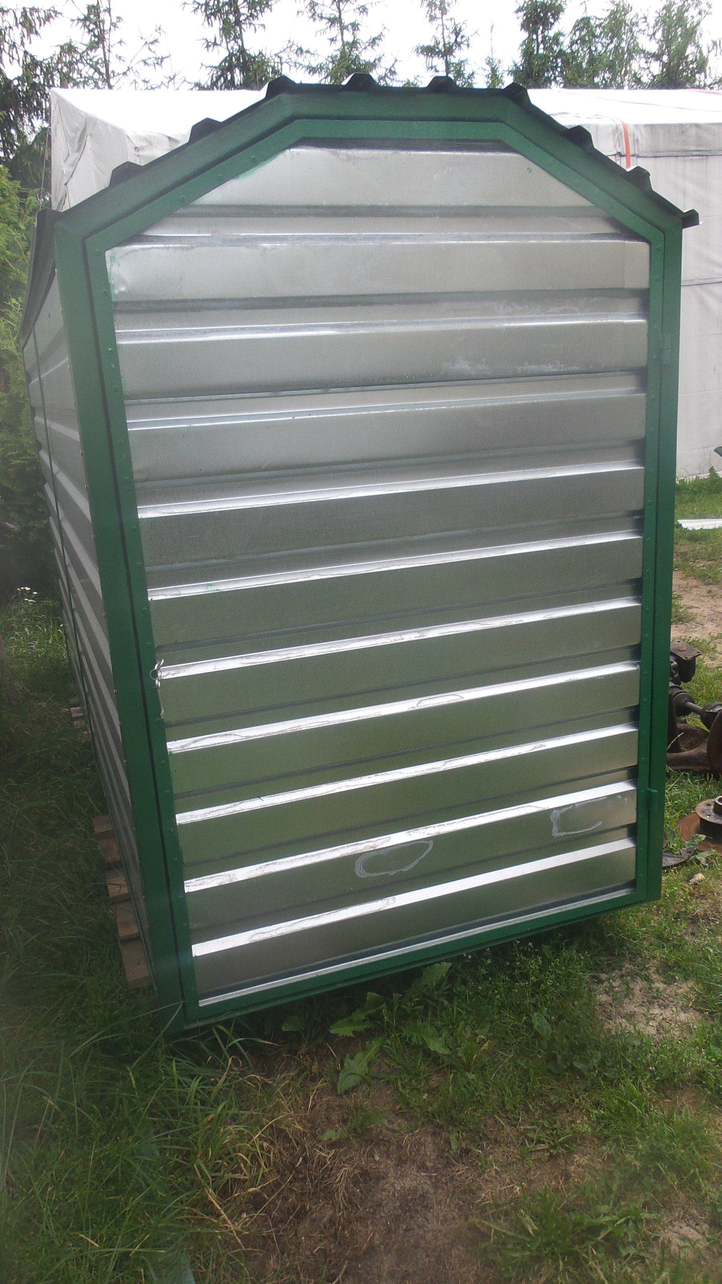 Garaz Schowek Komorka Na Dzialke Na Rower Motocykl 7321557335