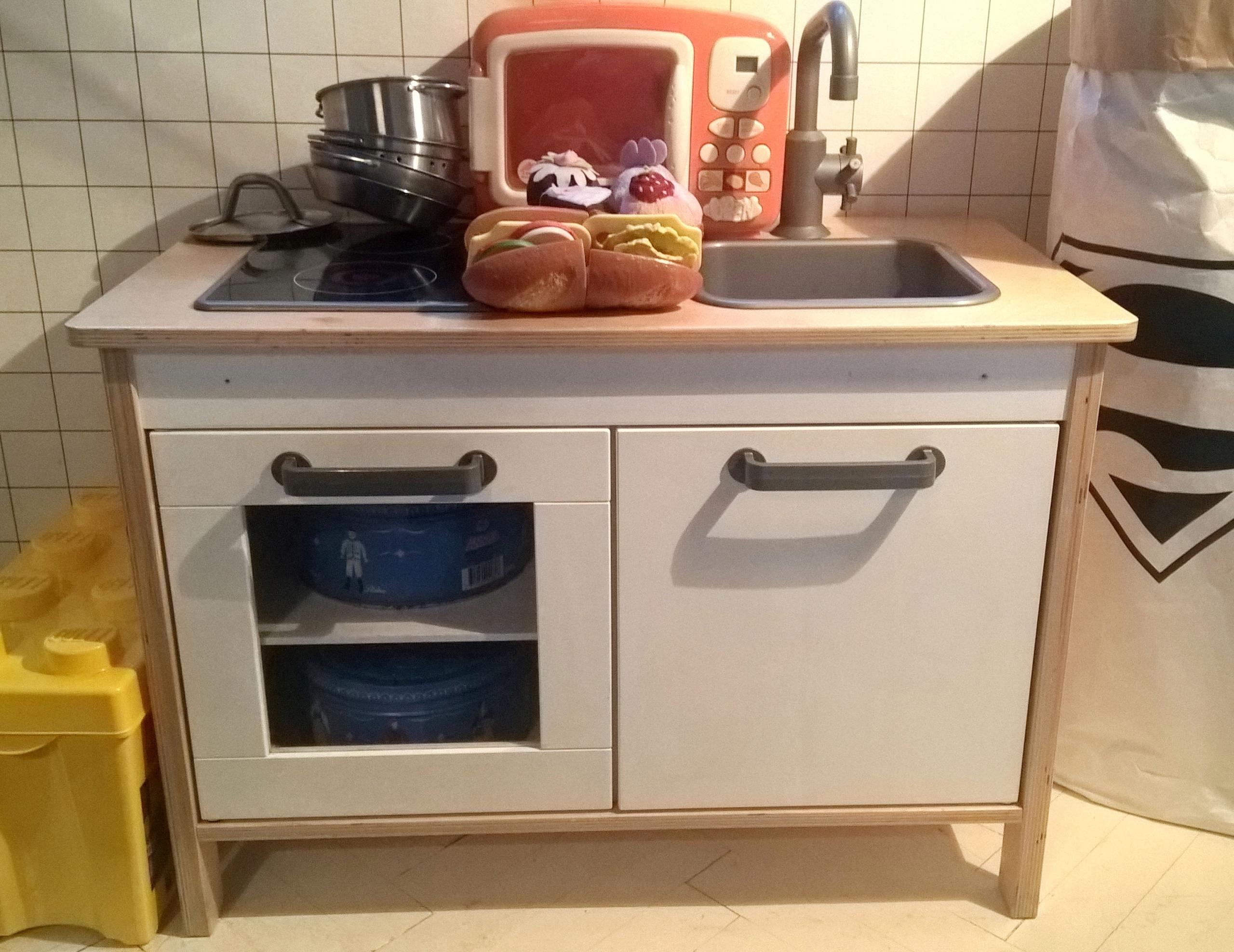Kuchenka Mini Kuchnia Ikea Duktig Dla Dzieci 7730911016