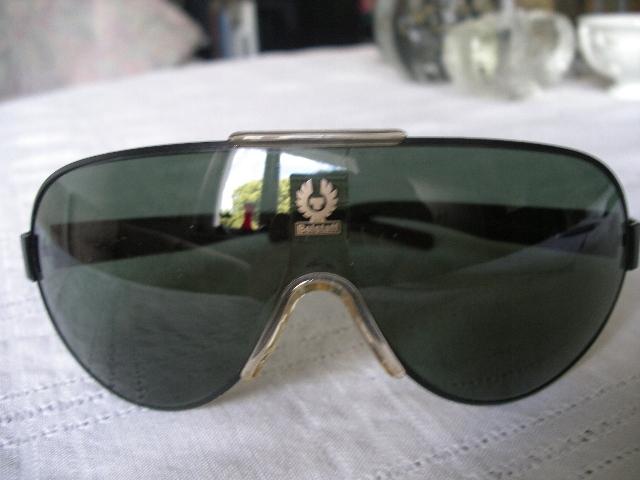 Okulary przeciwsłoneczne Belstaff Elicopter Style