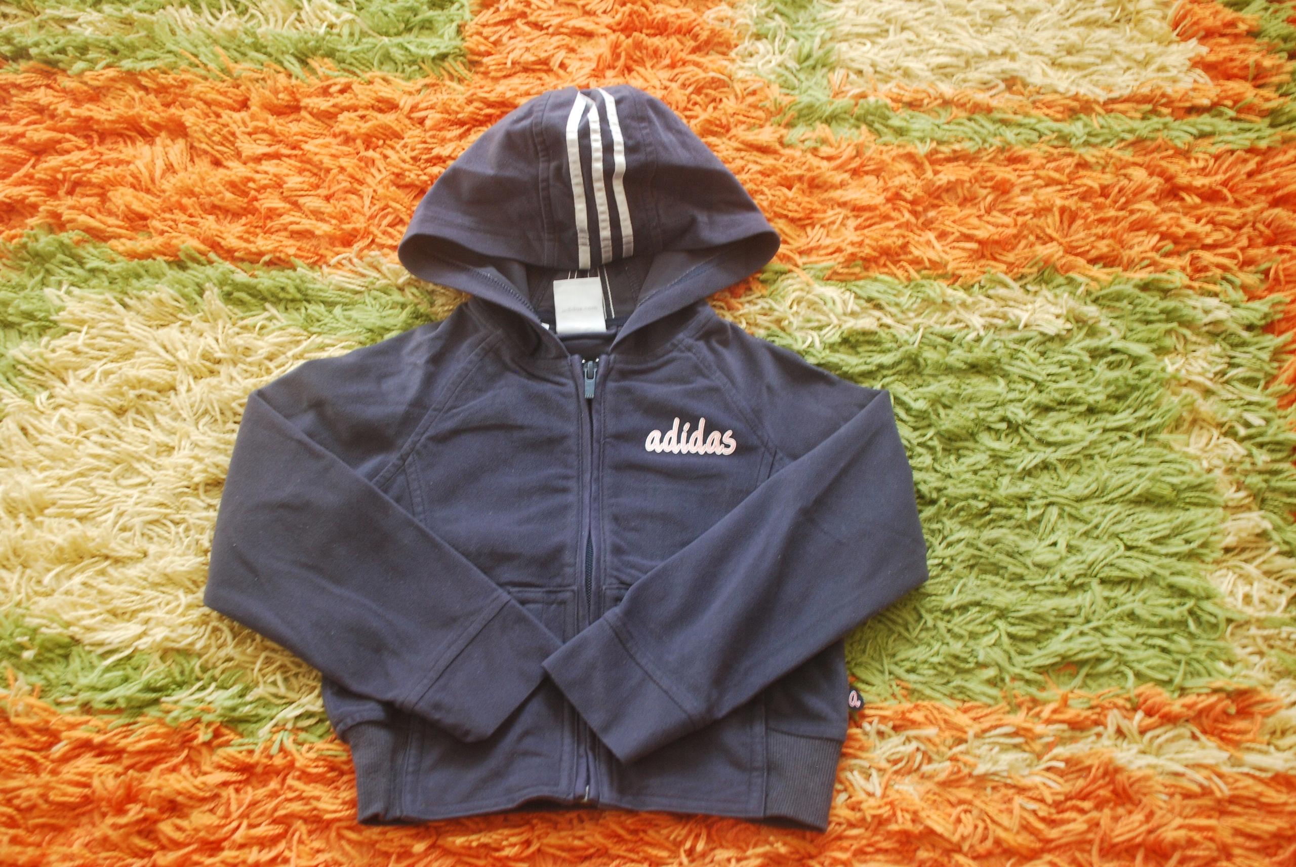 allegro bluza dziecięca adidas rozmiar 140-146 cm