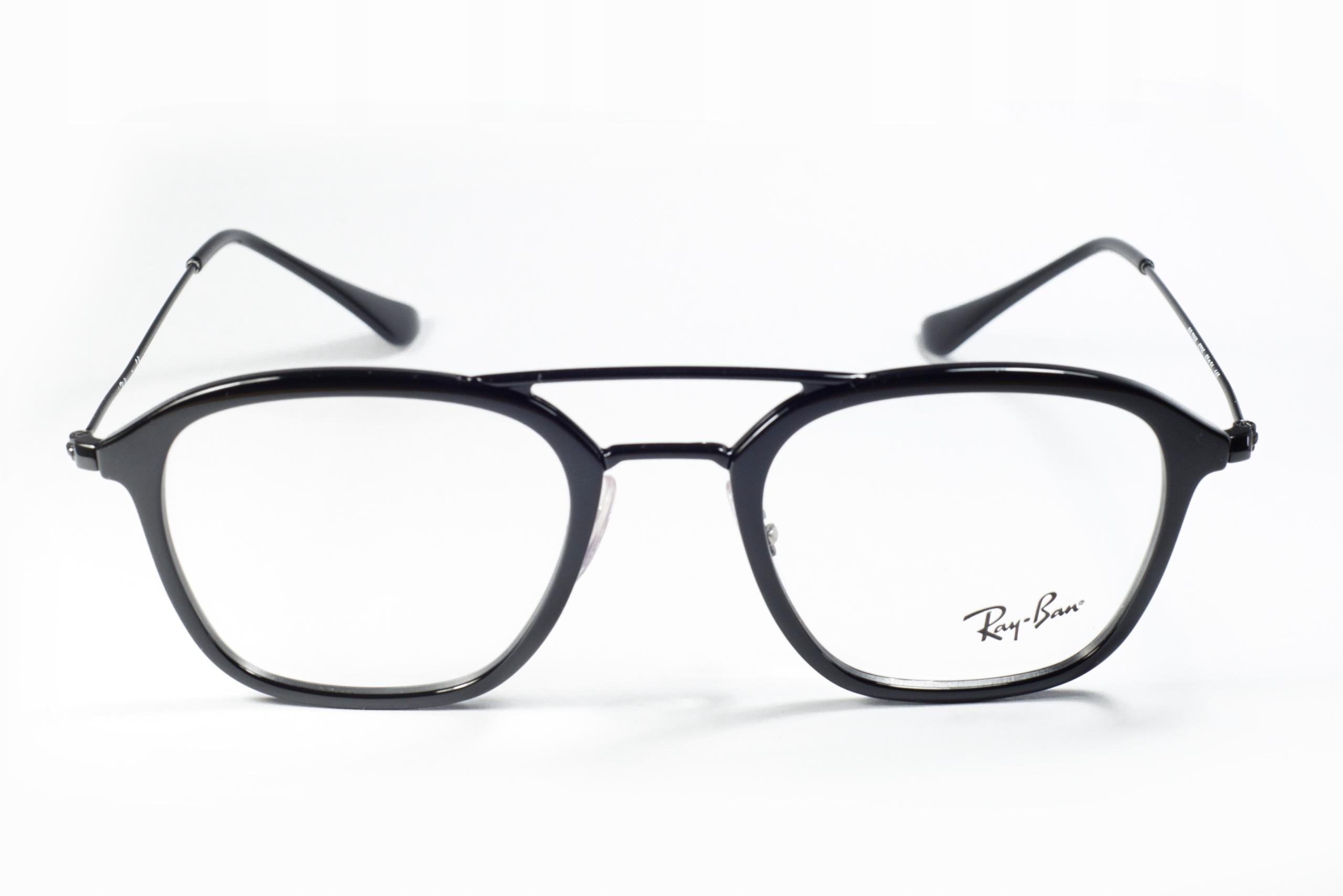 75a86bd0981 Okulary Oprawki RAY BAN RB 7098 5725 50x21 - 7623023108 - oficjalne ...