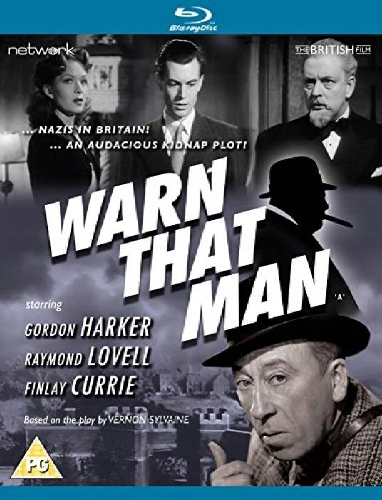 Warn That Man [Blu-ray]