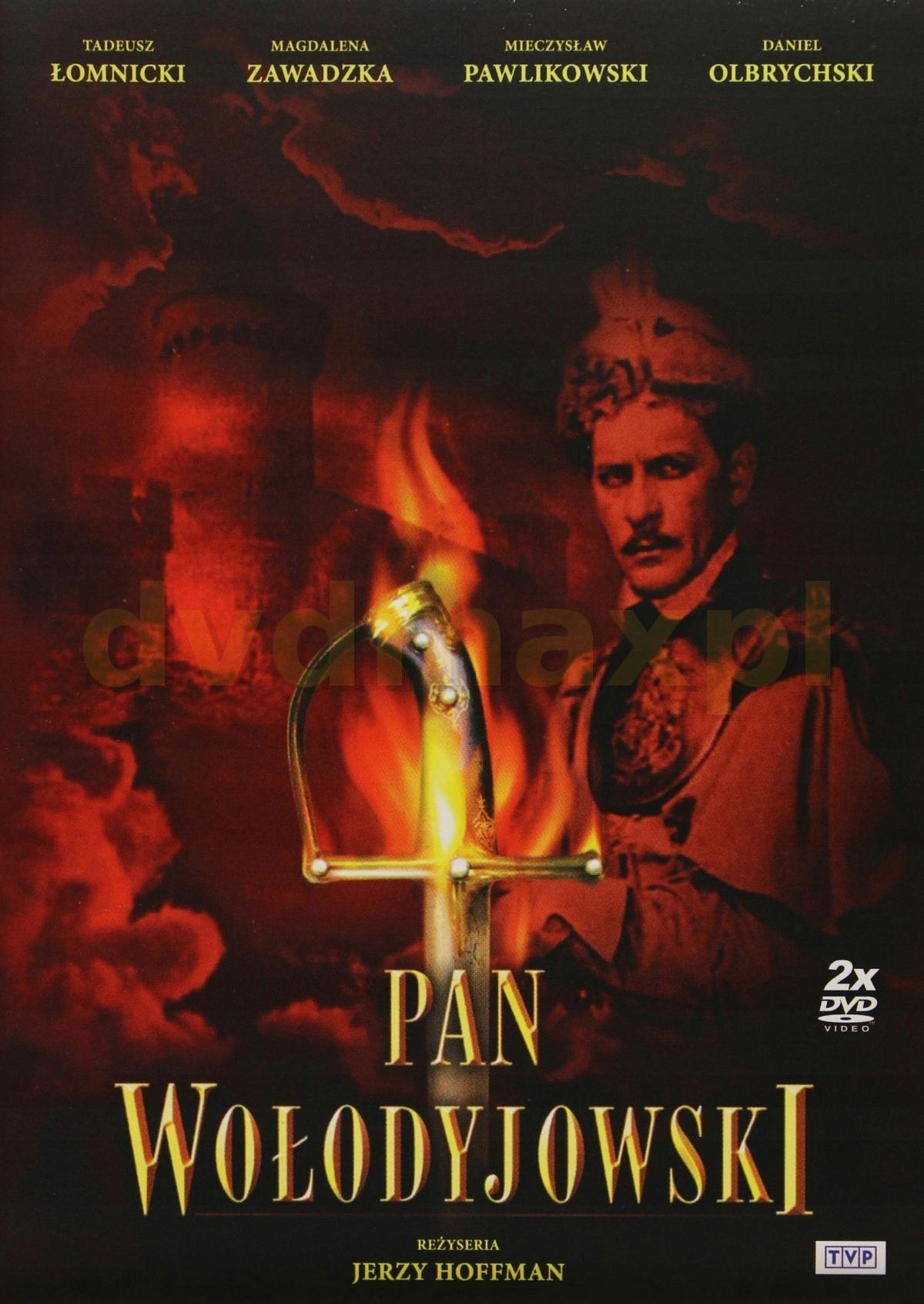 Pan Wołodyjowski - 2x DVD
