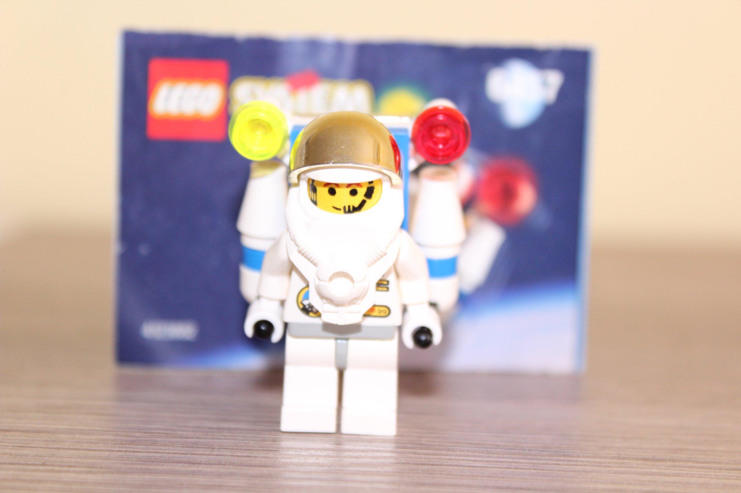 Lego Zestaw Space Kosmos Unikat 6457 Instrukcja 7394953931
