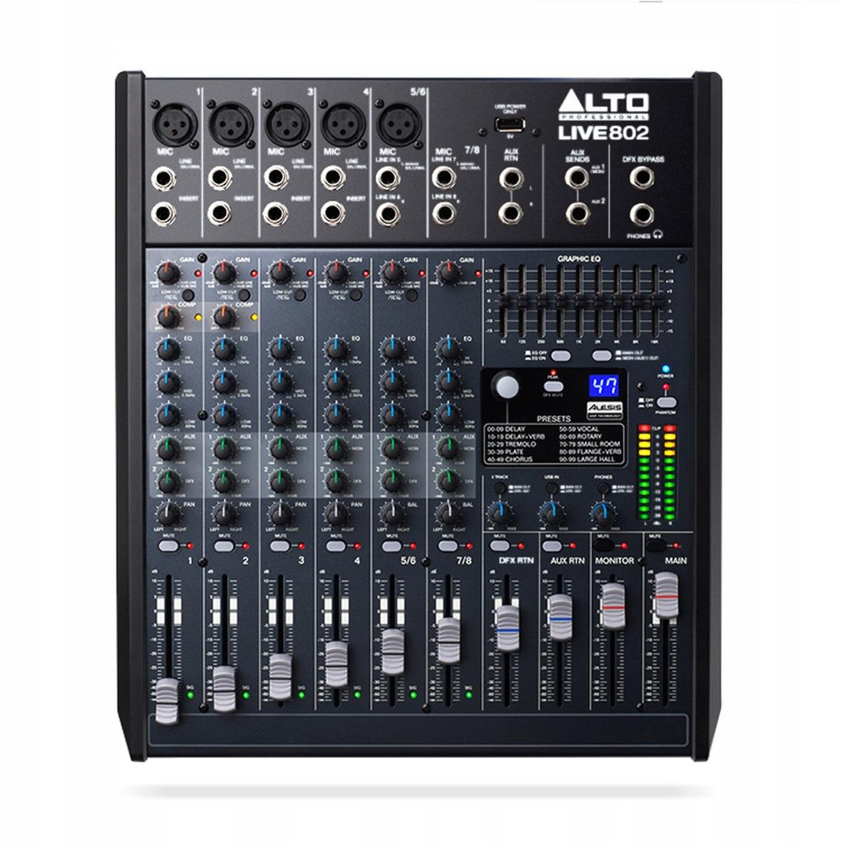 LIVE-802 Alto Professional