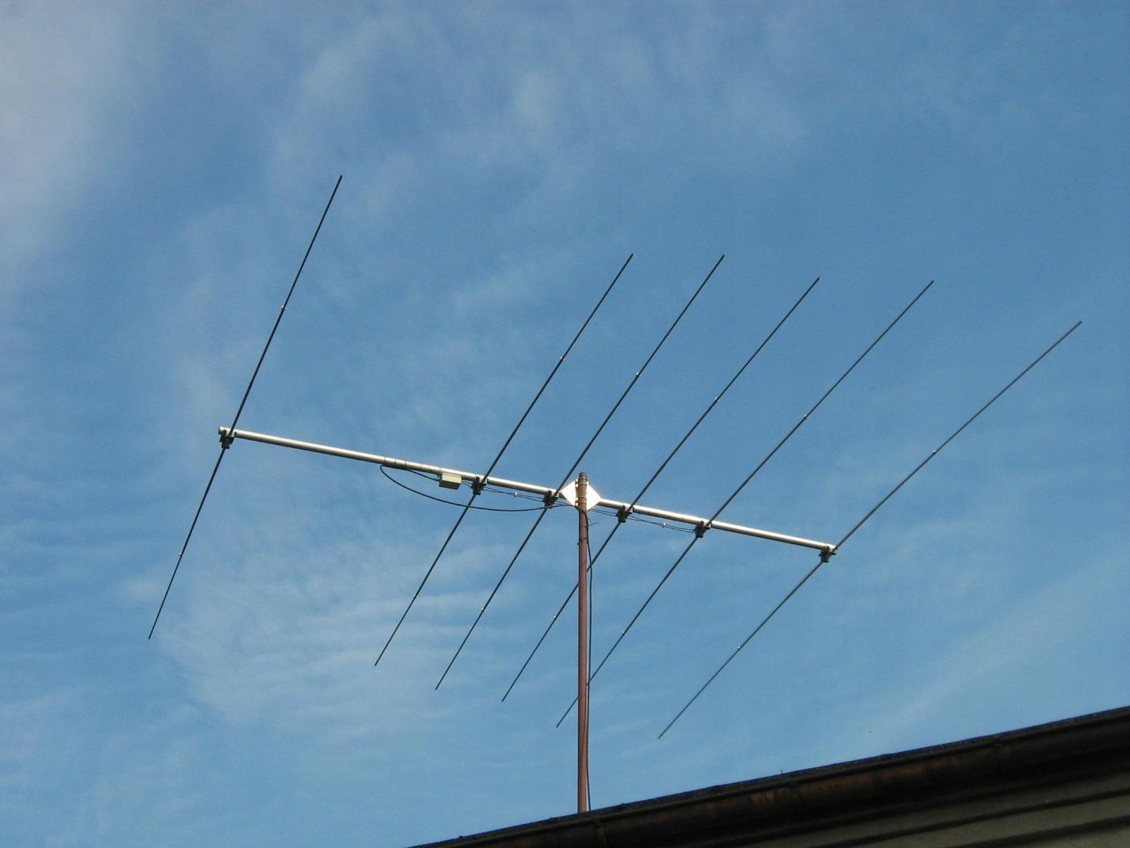 Antena Yaga