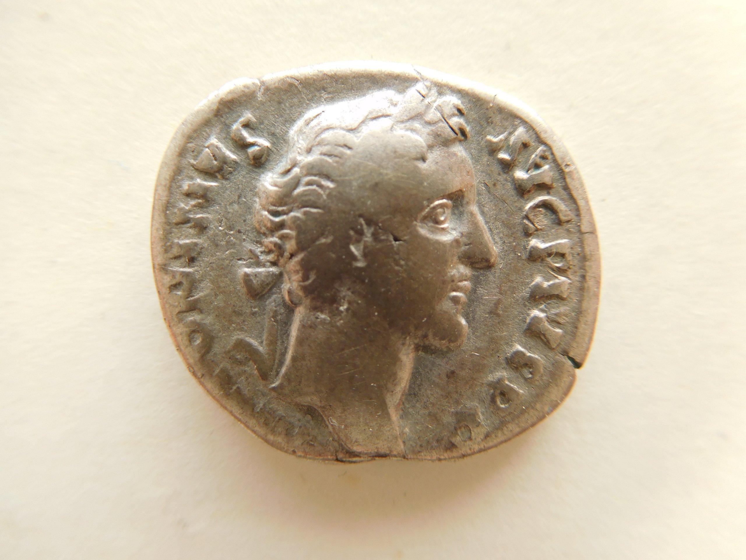 Rzym Antoninus Pius, DENAR