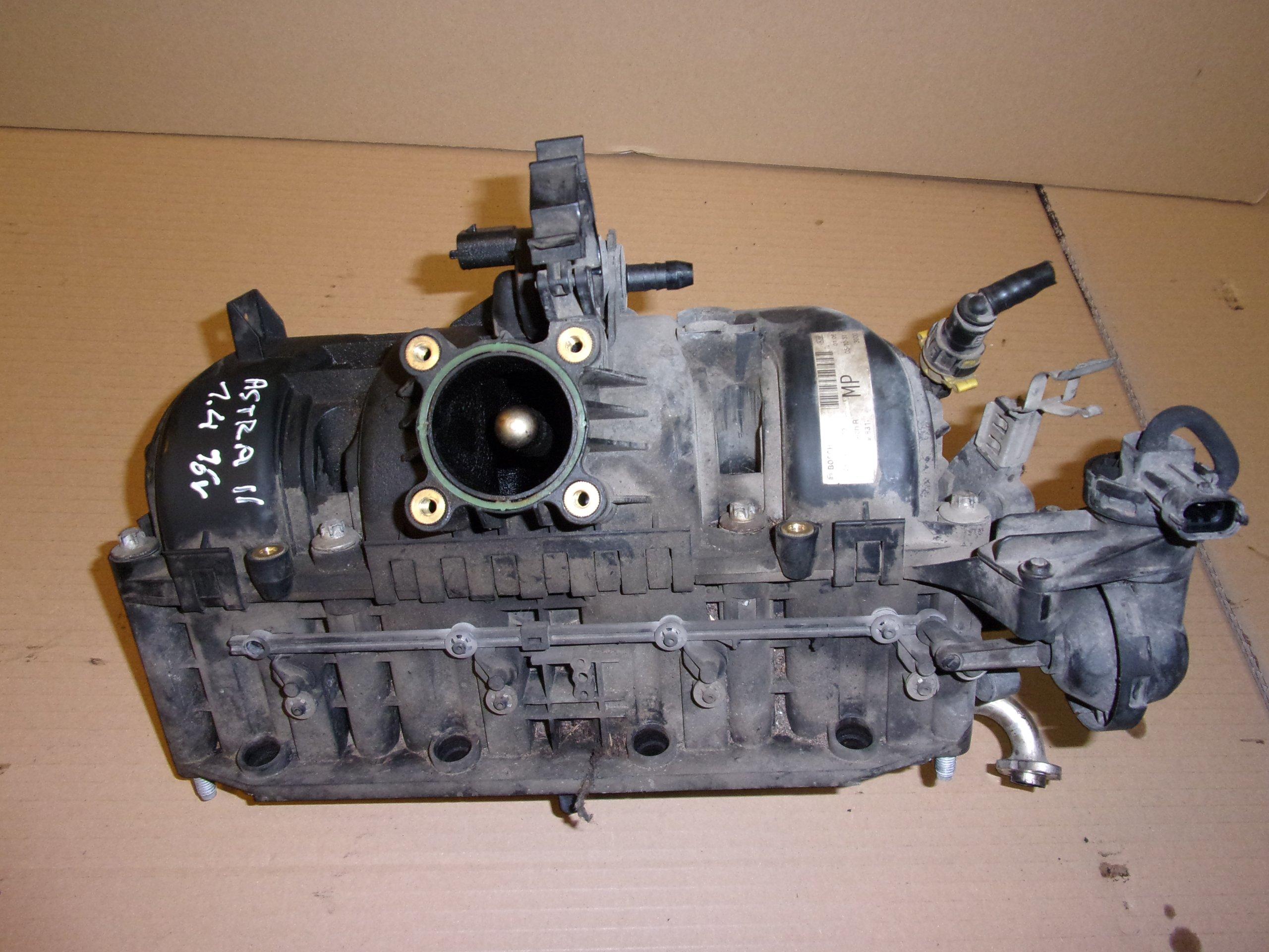 Opel Astra 1 6 Twinport Opel Astra 1 6 Twinport Technical