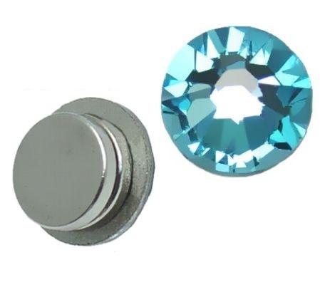 SWAROVSKI 2058 Magnetic Crystals Cyrkonie 6mm 2szt