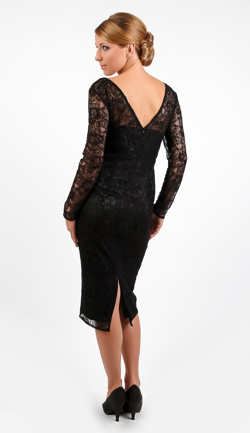 a10eec7757 OKAZJA Sukienka z koronki sukienki Sylwester 50 - 7672809874 ...
