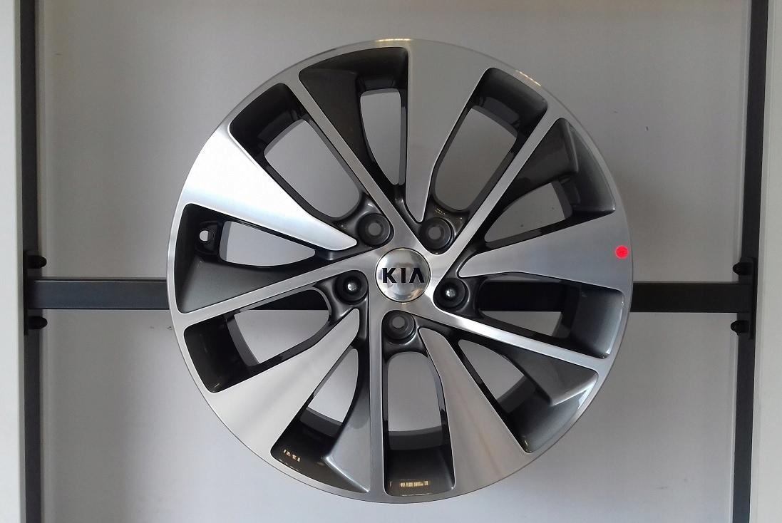 Felgi Aluminiowe Kia Optima 18 Oryginał 7422695247 Oficjalne