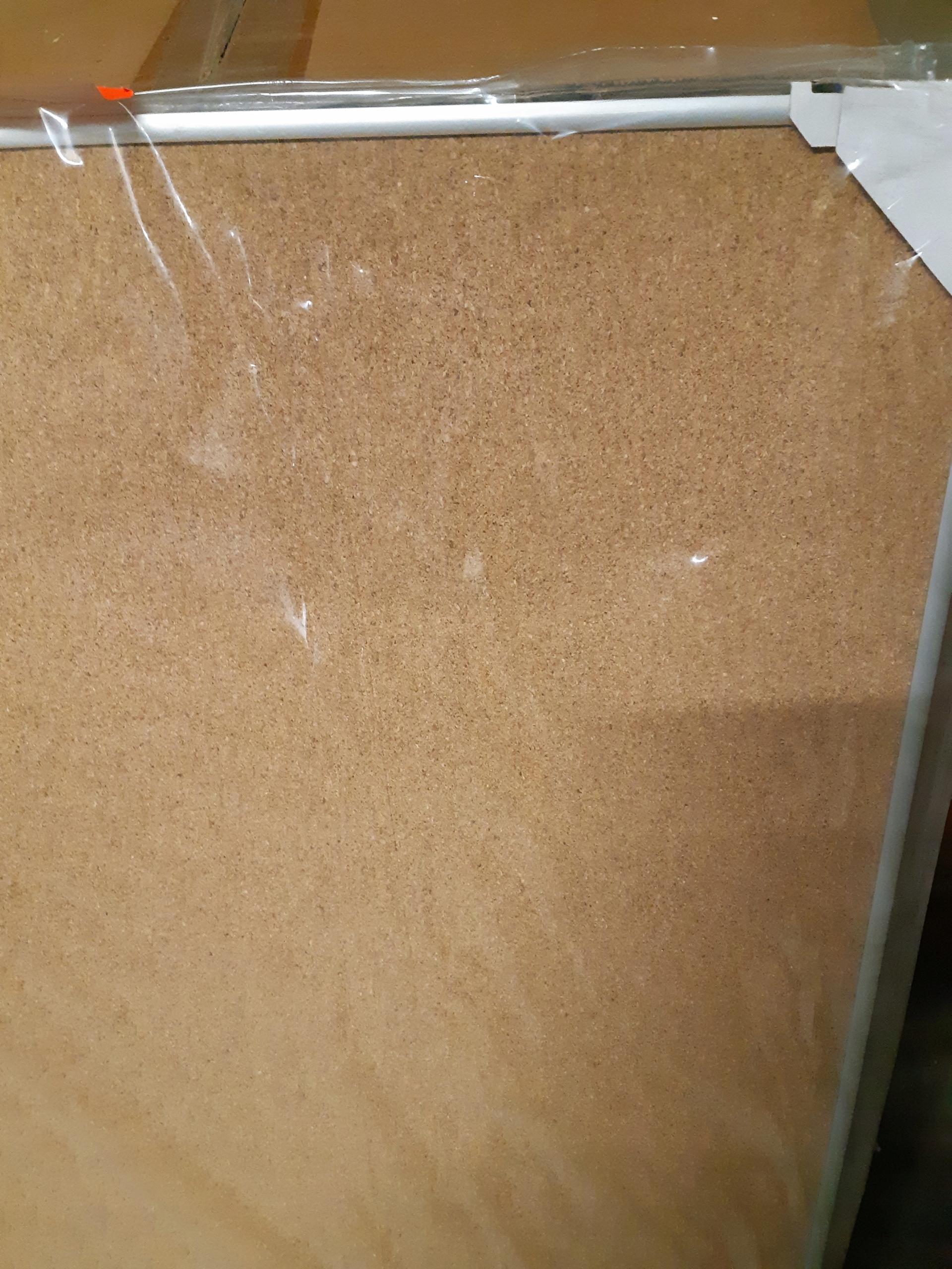 Tablica korkowa w ramie aluminiowej 50x80cm