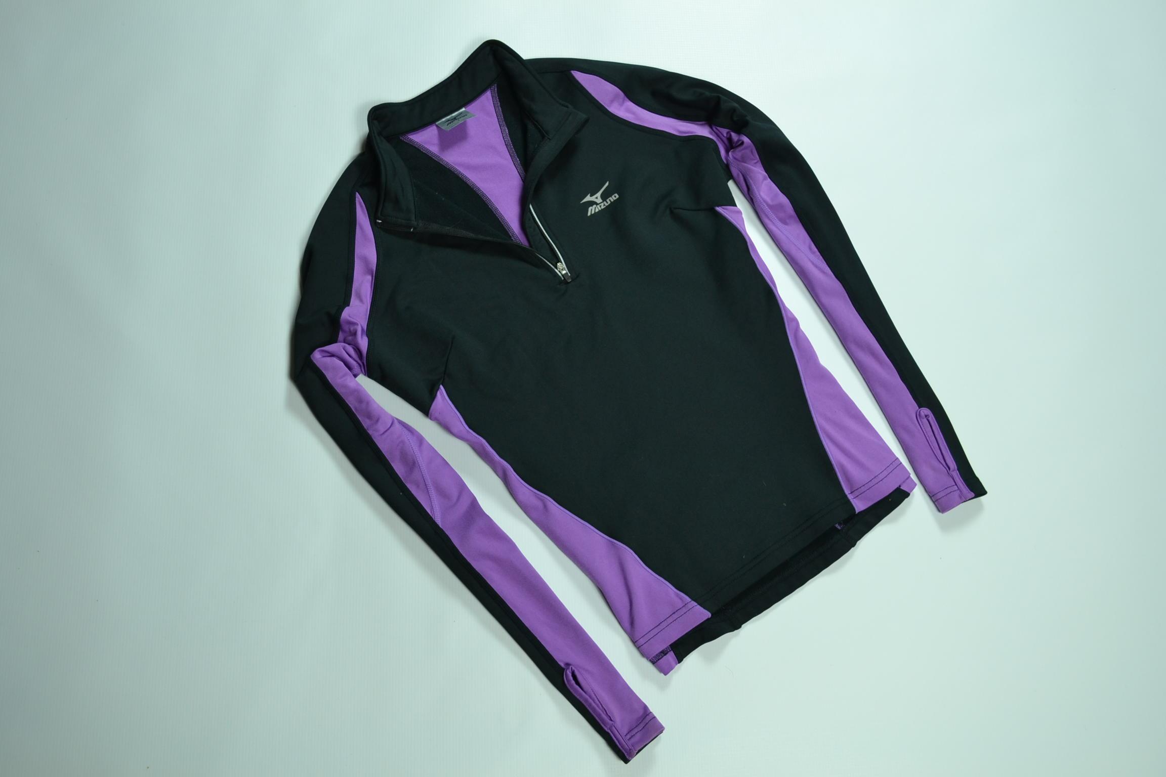 MIZUNO termiczna bluza biegowa S