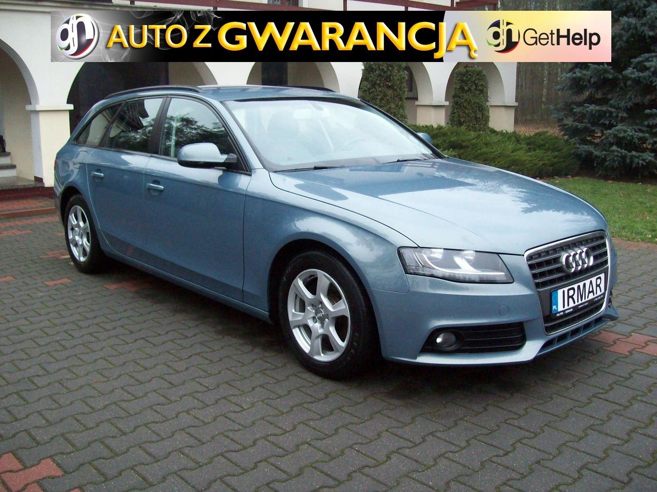 Audi A4 B8 20 Tdi Cr Nawigacja Skórzana Tapicerka 7756209599