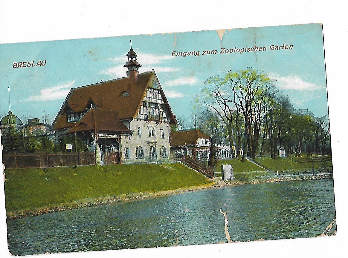 1218 Wrocław Ogród Zoologiczny