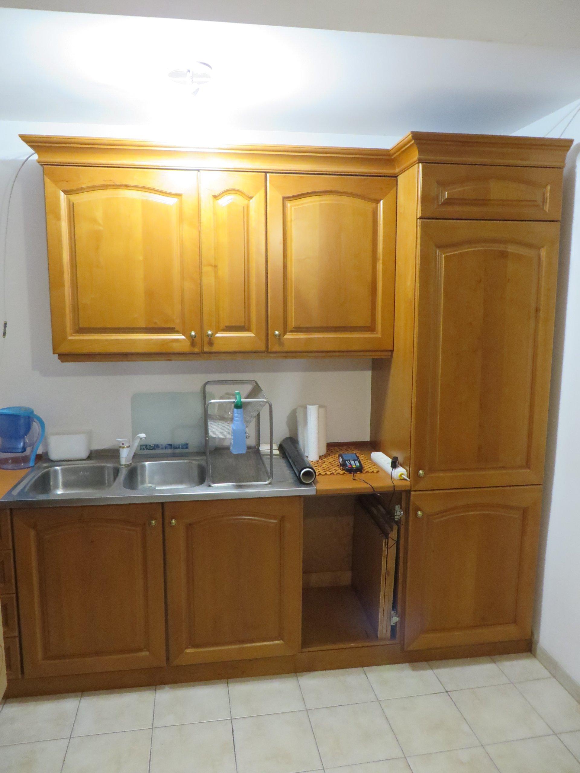 Kuchnia Lite Drewno Olcha Szafki Kuchenne 7231044697