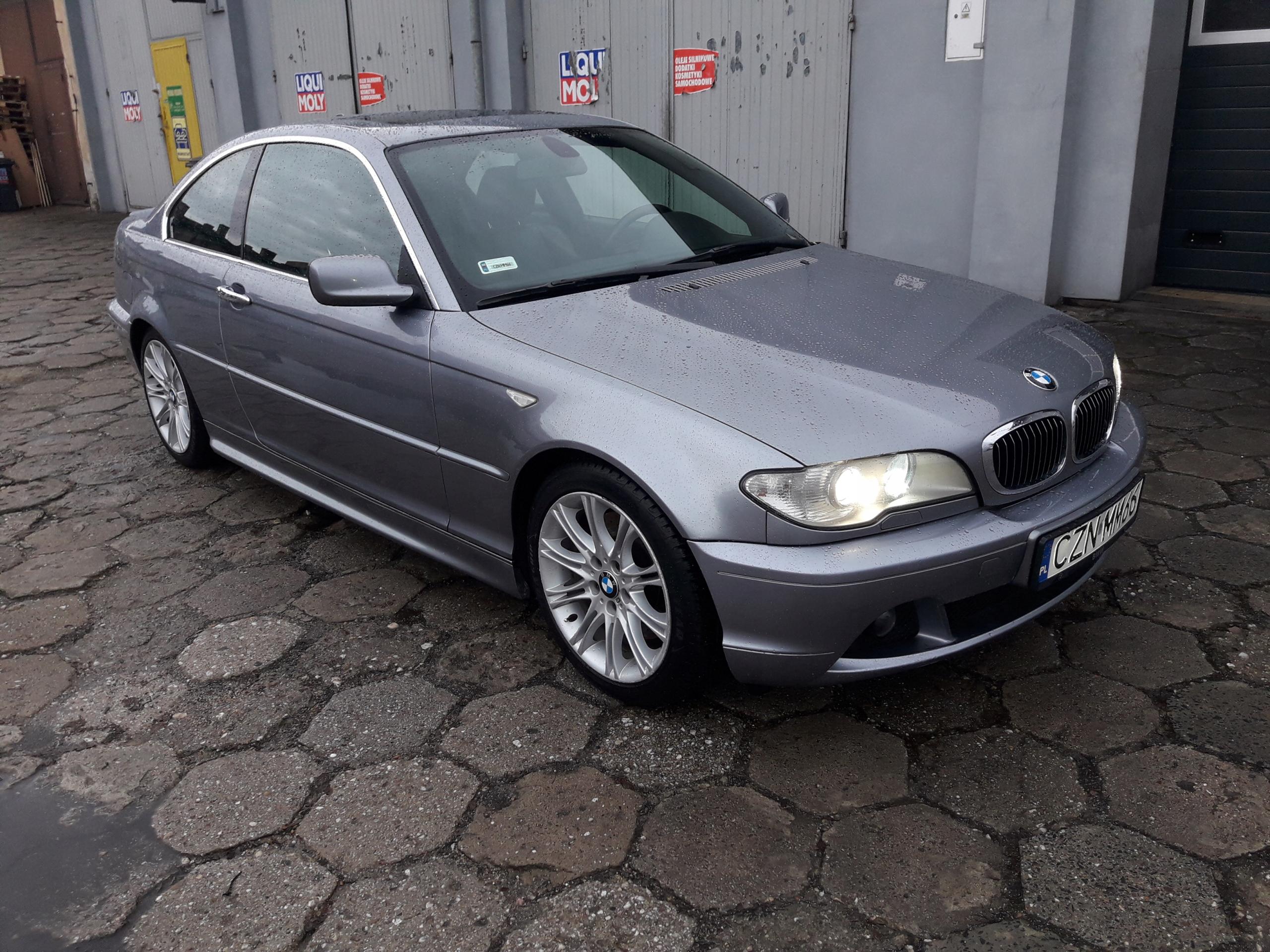 fbd748947 BMW SERIA 330d e46 coupe - 7741796797 - oficjalne archiwum allegro