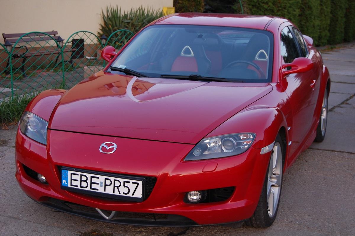 Mazda RX-8 2 5 V6 SWAP - 7295563495 - oficjalne archiwum allegro