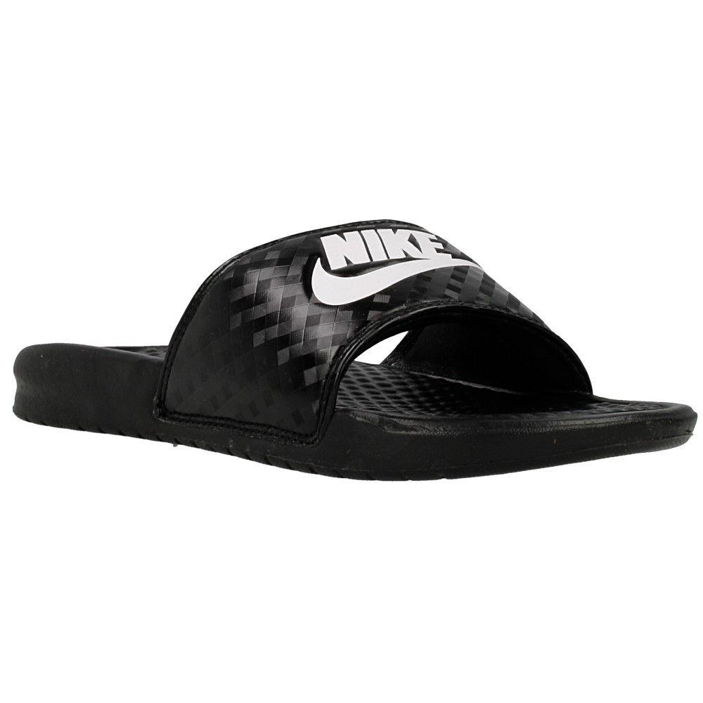 f684deccdfc3e Nike Klapki Damskie Benassi JDI 343881-011 35.5 - 7258582511 ...