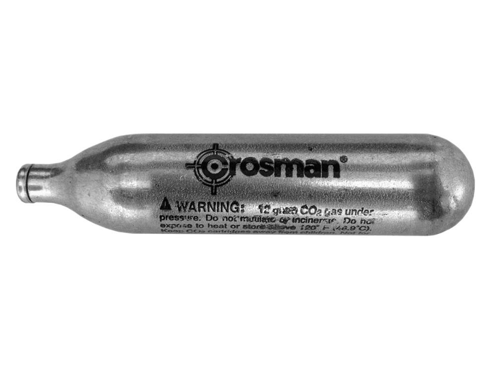 Ładunek nabój kapsuła CO2 12g CROSMAN 10 szt.
