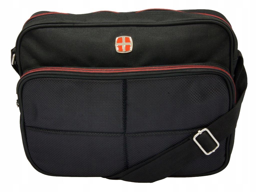 c45aa21b691ba Męska torba A4 dla chłopaka na studia do szkoły - 7697446178 ...