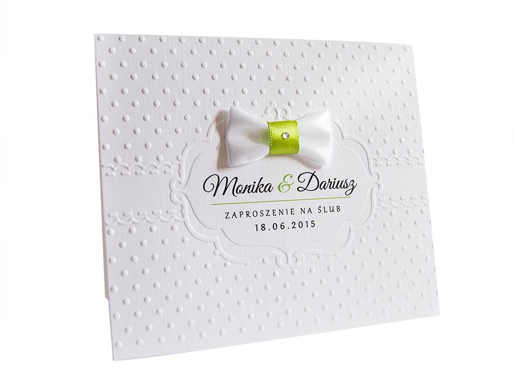 Zaproszenia ślubne Na ślub Promocja Koperta 6991763045