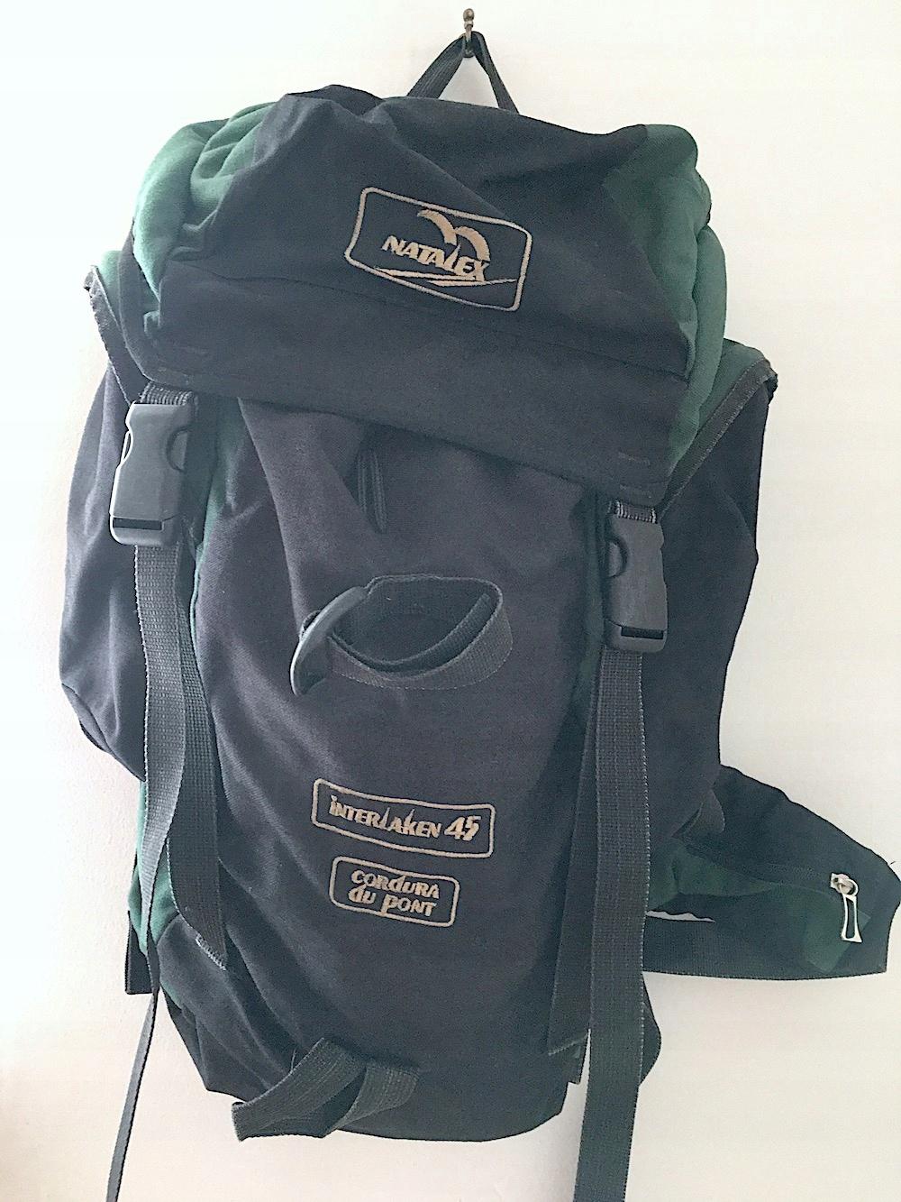 2959f156f457f Plecak Natalex Interlaken 45 używany - 7564169490 - oficjalne ...