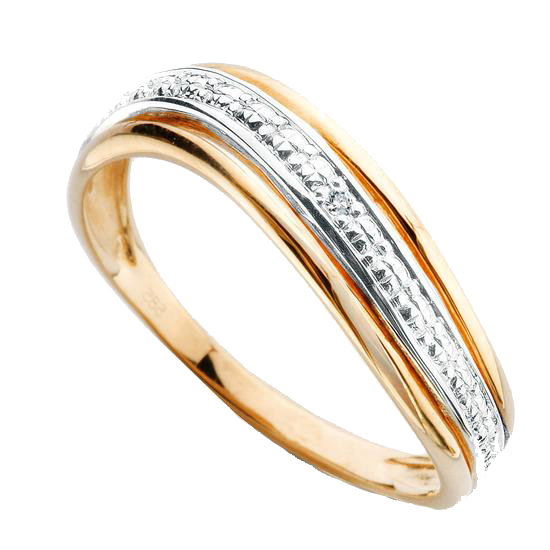 Złoty Pierścionek Zaręczynowy Z Diamentem Pr585 6770127675